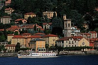 Italy, Lombardy, Lake Como, Torno