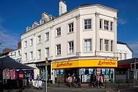 Uk, Wales, Caernarfon, Castle Square, Pater Noster Building