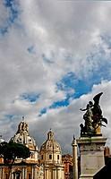 Italy,Lazio, Rome, Vittoriano.