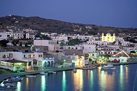 Greece, Dodecanese, Lipsi Island, Harbour