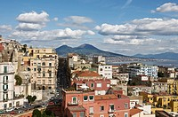 Italy, Campania, Vesuvius volcano