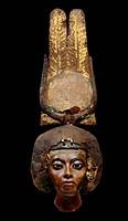 Queen Tiye, Egyptian, Medinet el Ghurob, New Kingdom, Dynasty 18, reign of Amenhotep III, ca. 1355 BC
