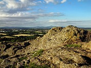 Vinegar Hill in Enniscorthy in County Wexford.