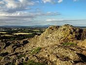 Vinegar Hill in Enniscorthy in County Wexford.