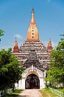 Ananda Pahto temple, Bagan, Myanmar