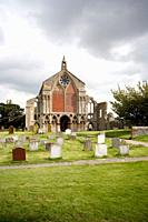 Binham Priory and Parish Church, Norfolk, England