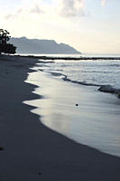 Neil Cove at sunrise, Radha Nagar Beach, Beach 7, Havelock Island, Andamans, India