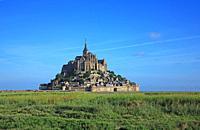 France, Normandie, Manche, Mont-St-Michel