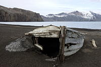 Deception Island, South Shetlands, Antarctic, Polar Regions