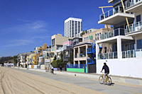 The Strand, Santa Monica, Los Angeles, California, United States of America, North America