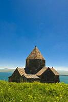 Sevanavank Sevan Monastery by Lake Sevan, Armenia, Caucasus, Central Asia, Asia