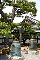 Ninomaru Palace, Nijo Castle, Kyoto, Japan.