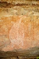 Australia, Ubirr rock art