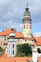 Cesky Krumlov Castle  Czech Republic  Is the second biggest in Bohemia, erected in the first half of the Twelfth Century by Vitek family, and afterwar...