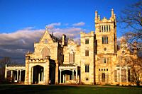 Lyndhurst Castle, Tarrytown, NY