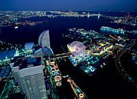 Cityscape, Yokohama, Japan