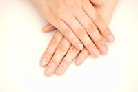 Woman´s hands