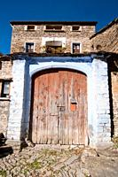 Guaso village  Sobrarbe, Huesca  Aragón  Spain