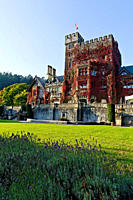 Hatley Castle, Hatley Park, Colwood, Victoria British Columbia, Canada