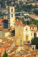 Grasse worldwide capital of perfumery, Alpes-Maritimes, Provence-Alpes-Côte d´Azur d´azur, France
