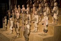 the Emperor Qins Terra_cotta Warriors,Terra_cotta,Terracotta,Terra cotta,Xian