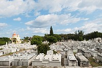 Necropolis Colon, Second Largest Cemetery In The World, Havana, Cuba