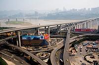 Chongqing Caiyuanba overpass
