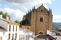 Church of the Holy Spirit Ronda Malaga Spain