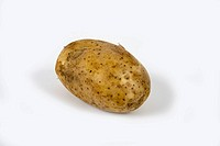 Lady Balfour Potato, close_up