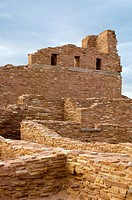 Pueblos of the Salinas Valley once a thriving pueblo community of Tiwa and Tompiro speaking peoples in the remote area of central New Mexico  Early in...