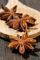 Star anise (Anisi stellati fructus)