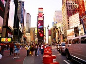 Times Square, NYC, New York, USA