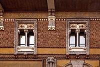 Mantua, Palazzo della Camera di Commercio, Lombardy, Italy