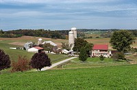 Windsor Manor Farm, dairy farm