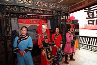 With a population of approximately 8 million people, the Tujia are an ethnic minority found in the provinces of Hunan, Hubei, Sichuan, and Guizhou. Th...