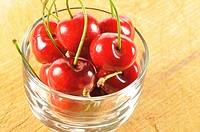 Cherries in Glass