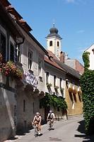 Woesendorf in the Wachau valley, Waldviertel region, Lower Austria, Austria, Europe