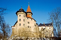 Veste Heldburg castle, Bad Colberg-Heldburg, Thuringia, Germany, Europe