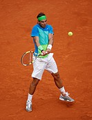 Rafael Nadal, Spain, French Open 2010, ITF Grand Slam Tournament, Roland Garros, Paris, France, Europe