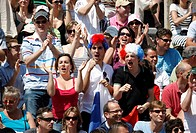 French Open 2010, ITF Grand Slam Tournament, Roland Garros, Paris, France, Europe
