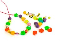 set of beads for children