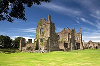 Neath Abbey, Neath, South Wales, UK