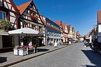 Forchheim, historic district, Upper Franconia, Bavaria, Germany, Europe