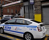 New York Police Traffic enforcement unit