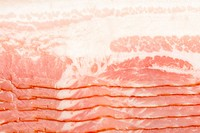Close_up of bacon