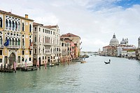 Grand Canal, Venice, Italy, Europe