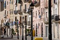 Italy, Sicily, Trapani.