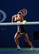 Caroline Wozniacki, Danish tennis player, US Open 2010, ITF Grand Slam Tennis Tournament, USTA Billie Jean King National Tennis Center, New York, USA