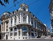 Swiss National Bank, Lausanne, Canton of Vaud, Lake Geneva, Switzerland, Europe