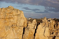 Pointe de Pern, Ouessant island, Breton Islands, Finistere, Brittany, France, Europe